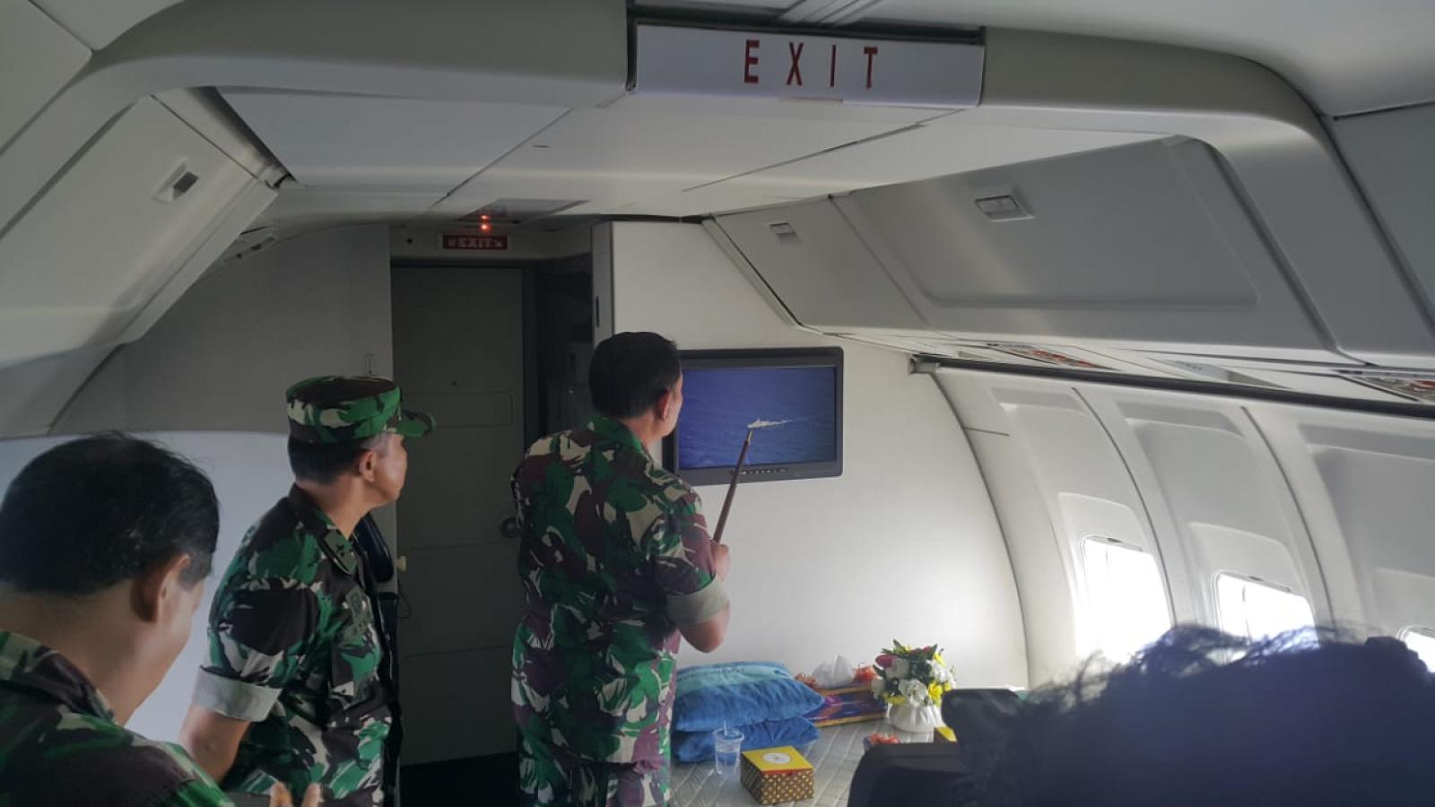 Pangkogabwilhan I : Tiga KRI Usir Kapal Asing di Perairan Natuna | Nusantara,-