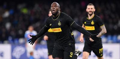 Hasil Serie A: Inter Milan Tumbangkan Napoli 3-1