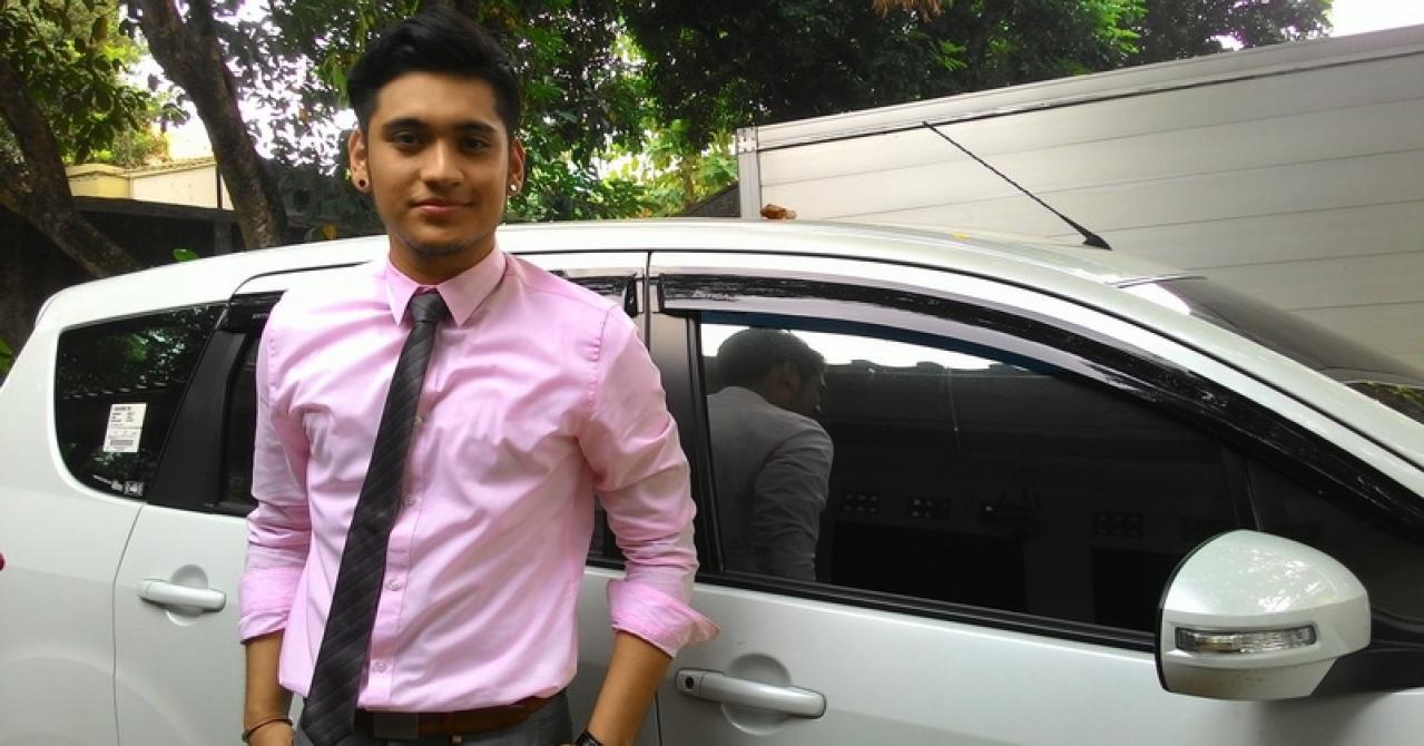 Setelah Aktor Giorgino Abraham Ingin Jadi Penyanyi Berita Riau Terkini Online Spirit Riau Update